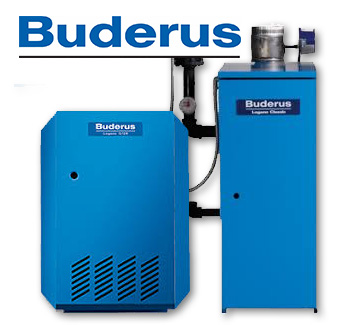 Buderus heating boilers sales and installation