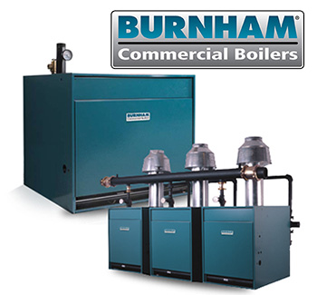 Burnham Commercial boilers sales and installation