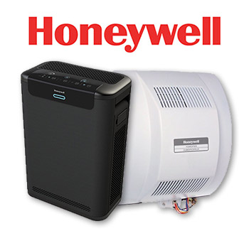 Honeywell air cleaner humidifier sales and installation
