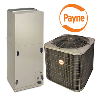 Payne heating air conditioning sales and installation