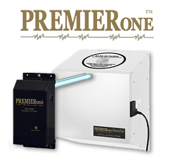 Premier One home air purifier sales and installation