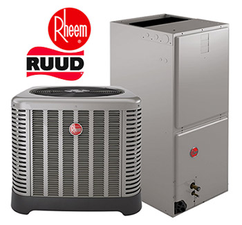 Rheem RUUD heating ac sales installation