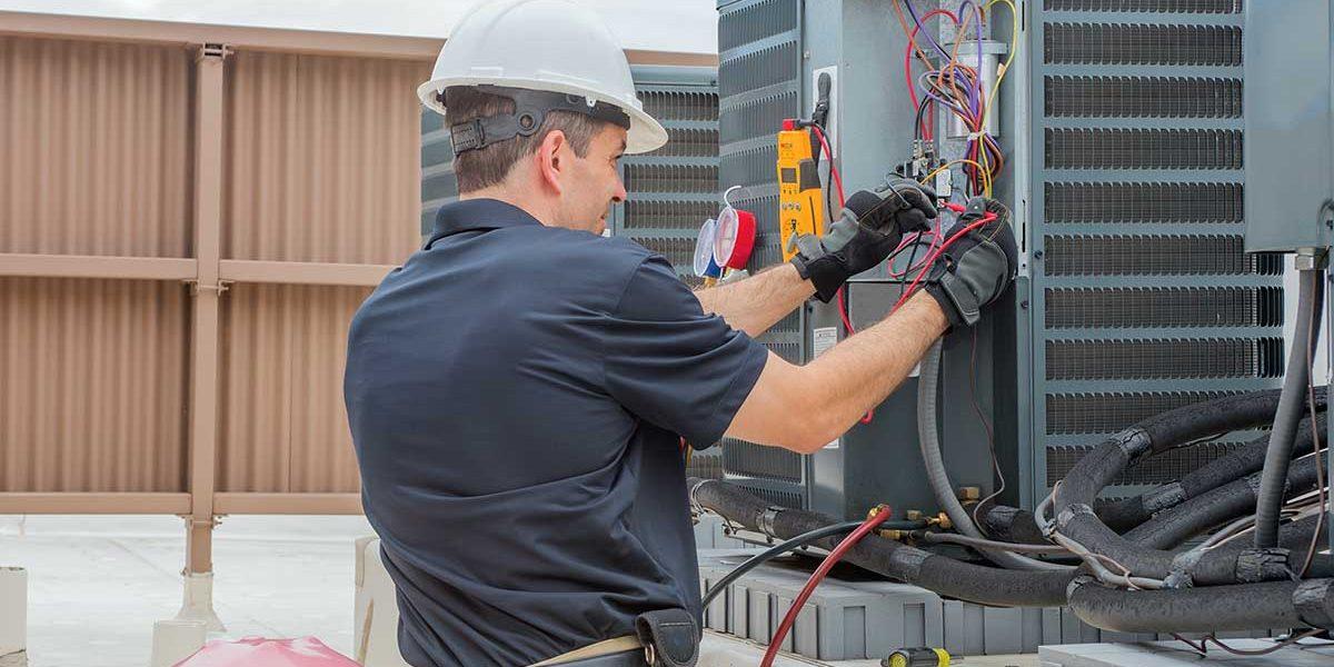 Commercial HVAC Maintenance and Repair