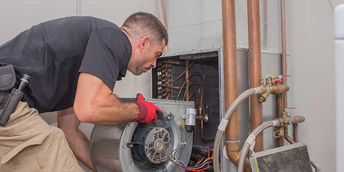 Commercial HVAC repair maintenance