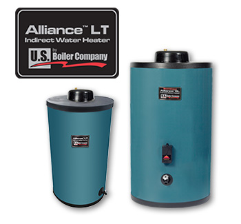 Alliance water heating sales and installation