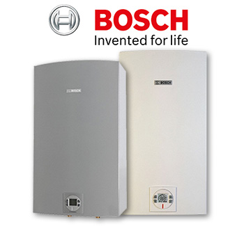 Bosch water heating sales and installation