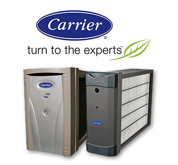 Carrier Air purifiers sales and installation