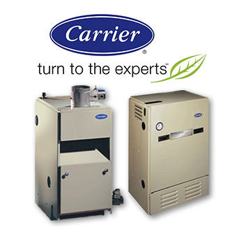 Carrier heating boiler sales and installation