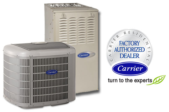 Shafer HVAC Carrier Factory Authorized