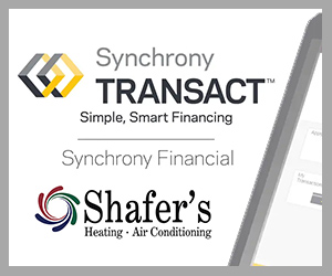 Sychrony Transact home improvement financing